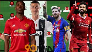 Chiều sâu đội hình của top 8 đại gia Châu Âu: Mất Ronaldo, Real vẫn mạnh không tưởng!