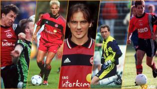 Club-Voting zum Träumen: Welcher 90er-Star wäre für Nürnberg die größte Hilfe?