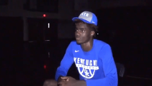 5-Star SF Kahlil Whitney Commits to Kentucky