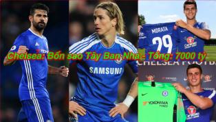 Đội hình người Tây Ban Nha đắt giá nhất mọi thời đại: Chelsea thống trị, sao Mu góp mặt