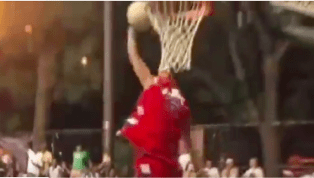 VIDEO: Rare JR Smith Footage From Rucker Park Shows He Was Actually Good Once