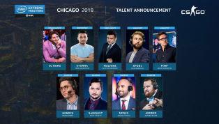 IEM Reveals Talent for IEM Chicago
