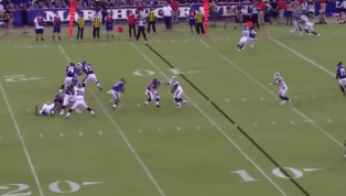 VIDEO: Watch Lamar Jackson Juke Out the Defense and Score Awesome TD
