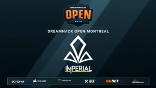 Team Imperial Invited to DreamHack Open Montréal