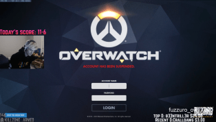 XQc's Overwatch Account Suspended After He Was Reportedly Abusive in Chat