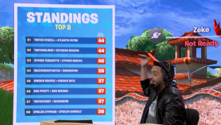 K1nzell and Atlantis Mitr0 Win Fortnite Summer Skirmish Week 5 Day 2