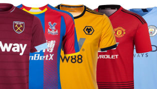 WORST to BEST: Home Jerseys of all 20 Premier League Teams for the 2018-19 Season