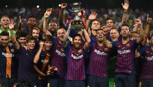 #FCBSEV : Les notes de la victoire du Barça en Supercoupe d'Espagne (2-1)