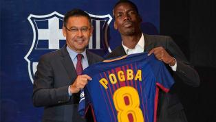 NÓNG: Chủ tịch Barca úp mở khả năng có Pogba trước khi TTCN Hè đóng cửa