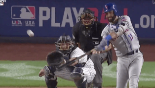 VIDEO: Jose Bautista Puts the Mets Ahead With a 2-Run Blast
