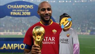 HUMOUR : L'AS Roma troll le Barça avec l'arrivée de Steven Nzonzi