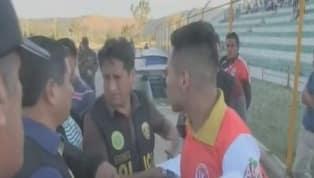 INSÓLITO | Jugador fue detenido en pleno partido por suplantación de edad