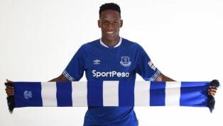 ÍDOLO | Yerry Mina ya tiene su canción entre los aficionados del Everton