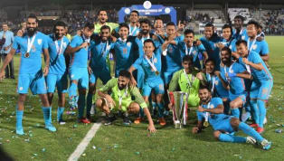 New Model Sees India Climb One Spot to 96 in Latest FIFA Rankings