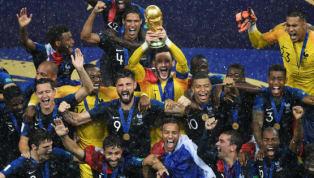 INTERNATIONAL : La France sur le toit du monde au classement FIFA