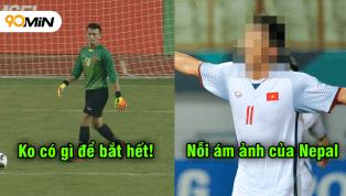 Chấm điểm Olympic VN - Olympic Nepal: Cơn cuồng phong tên Đức!