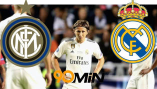 NÓNG: Đích thân Perez ra tay, Real trả lời Inter về tương lai Modric