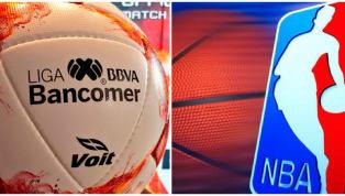 #FABULOSAS | Así serían las camisetas de la Liga MX al estilo de la NBA