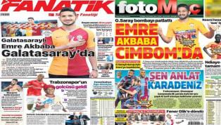 18 Ağustos Haberlerinde Ön Plana Çıkan Gazete Manşetleri