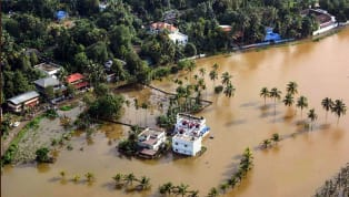 Indian Football Fraternity Expresses Heartfelt Thoughts and Messages for Kerala Flood Victims