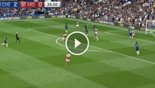 VIDEO: Arsenal gỡ liên tiếp hai bàn trong vòng 5 phút, Miki vừa ghi bàn vừa kiến tạo