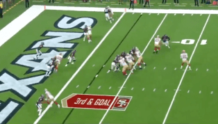 VIDEO: Watch Jimmy Garoppolo Cap off Incredible Opening Drive With Passing TD