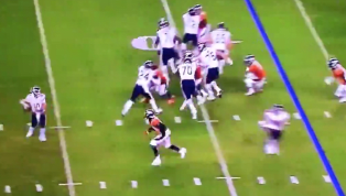 VIDEO: Watch Mitchell Trubisky Hit Trey Burton for 7-Yard Touchdown