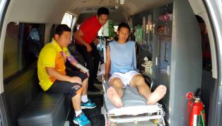 CHÍNH THỨC: Xác nhận chấn thương của tiền vệ Đỗ Hùng Dũng