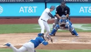VIDEO: Greg Bird Hits Massive Grand Slam to Extend Yankees Lead