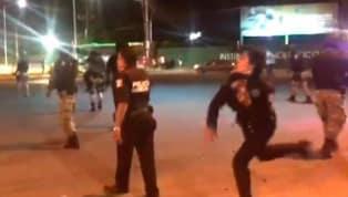 #PÁNICO | La balacera que se destapó en el Celaya vs San Luis del Ascenso MX