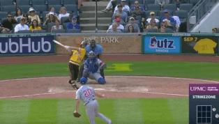 VIDEO: Watch Adam Frazier Rip Walk-Off Homer to Down Cubs at PNC Park