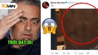 Alexis Sanchez khiến CĐV M.U nổi giận lôi đình vì hành động này!