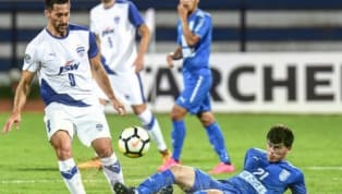 Bengaluru FC Suffer 2-3 Defeat to Altyn Asyr in the 2018 AFC Cup Inter-Zone Playoff Semi-Final