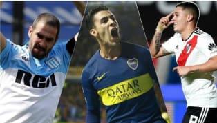 El equipo ideal de la cuarta fecha de la Superliga