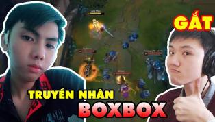 Truyền nhân BoxBox tại Việt Nam, kĩ năng vô cùng ảo diệu