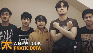 Fnatic Reveals New Dota 2 Roster