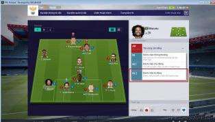 Cách chọn xu hướng công thủ trong FIFA ONLINE 4