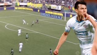 VIVA MÉXICO | El doblete del 'Chucky' Lozano en el debut de Erick Gutierrez en el PSV