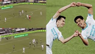 ¡ON FIRE! | La nueva dupla mexicana del PSV marca 3 goles en un partido