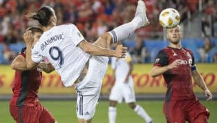 Zlatan Ibrahimovic Mocks LA FC Manager's Son After Scoring Crazy Karate Kick Goal