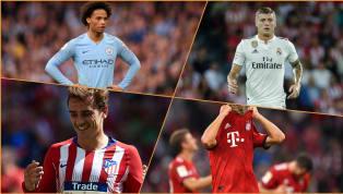 Von undefinierbar bis grellbunt: Die 11 außergewöhnlichsten Champions-League-Trikots 18/19