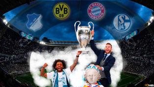 Der Königsklassen-Start mit dem BVB und Schalke: Alle 8 Partien im Liveticker