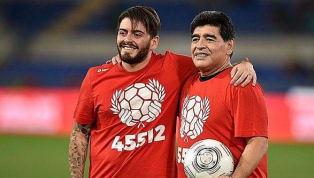 El hijo de Diego Maradona fichó por un equipo italiano