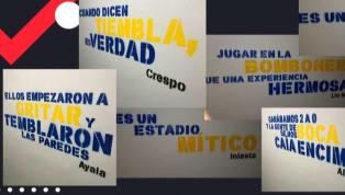 PICANTE | La respuesta viral de River tras los mensajes en el vestuario de Boca