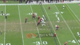 VIDEO: Watch Baker Mayfield Lead Browns on Scoring Drive in NFL Debut