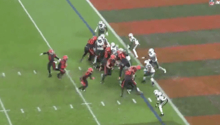 VIDEO: Watch Baker Mayfield Guide Browns on TD Drive to Take the Lead