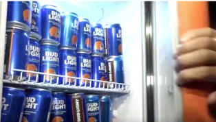 VIDEO: Witness the Moment Bud Light Victory Fridges Opened Across Cleveland