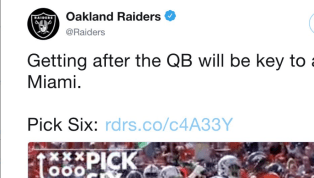 The Raiders Keep Forgetting They Traded Khalil Mack and Got Destroyed on Twitter