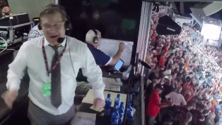 VIDEO: Jim Donovan's Radio Call of the Browns' Game-Ending Pick Will Make Cleveland Fans Emotional