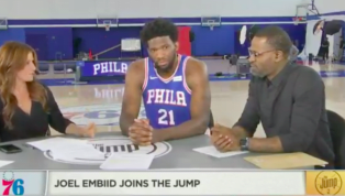 VIDEO: Joel Embiid Plainly States DeAndre Ayton Will Get His Butt Kicked This Year